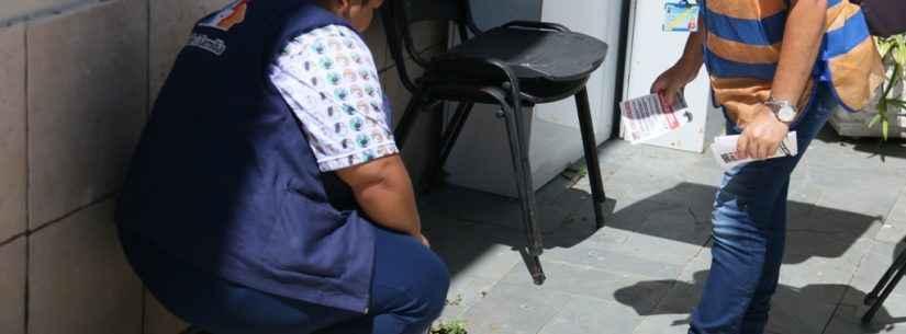 """""""Minha Família Sem Dengue"""" contará com ações durante o Carnaval em Caraguatatuba"""