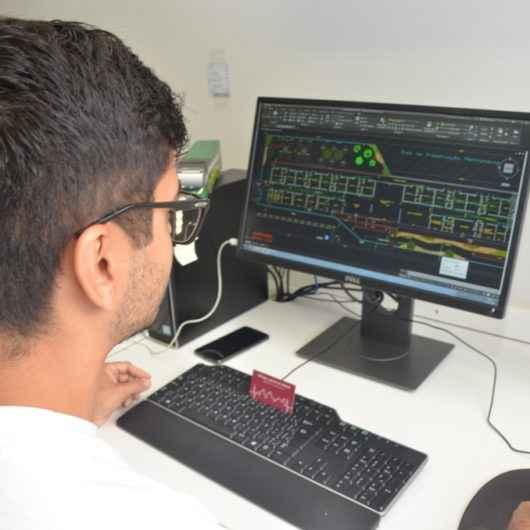 Escola de Governo oferece curso de AutoCad para servidores da Prefeitura de Caraguatatuba