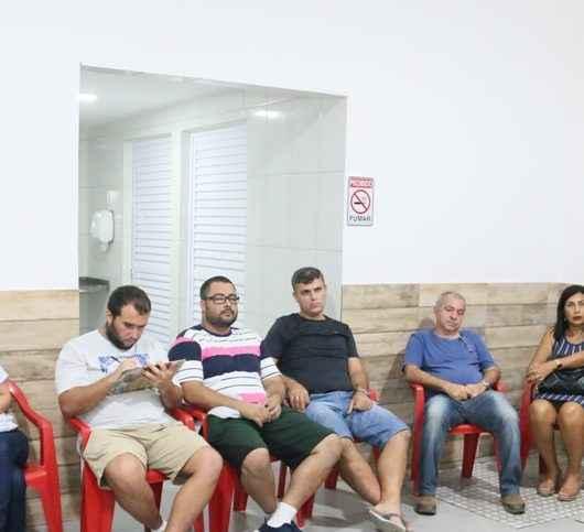 Prefeitura e Comando da PM discutem ações de segurança na região do Perequê-Mirim