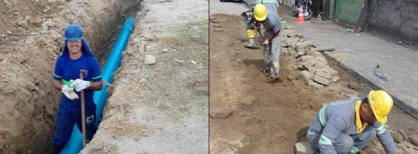 Concessionária investe R$ 818 mil em obras de abastecimento em Caraguatatuba