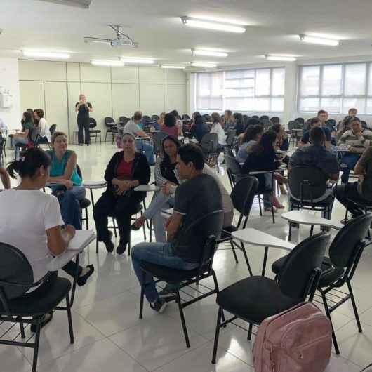 Fase de entrevistas do Hospital Regional inicia na segunda-feira; capacitação reúne mais de 300 pessoas