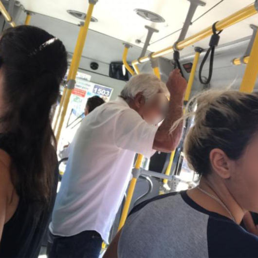 Mesmo com fim da gratuidade, idosos são 30% dos usuários de transporte público em Caraguatatuba