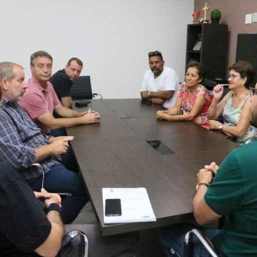 Prefeitura e Quiosqueiros da Mococa se reúnem para discutir revitalização da orla