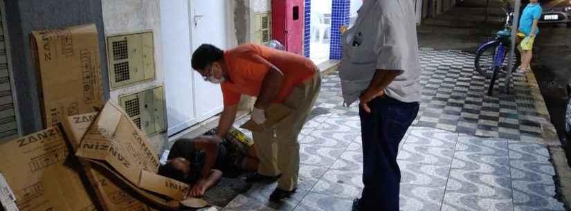 Covid-19: Prefeitura realiza abordagem diferenciada e oferece abrigo aos moradores de rua