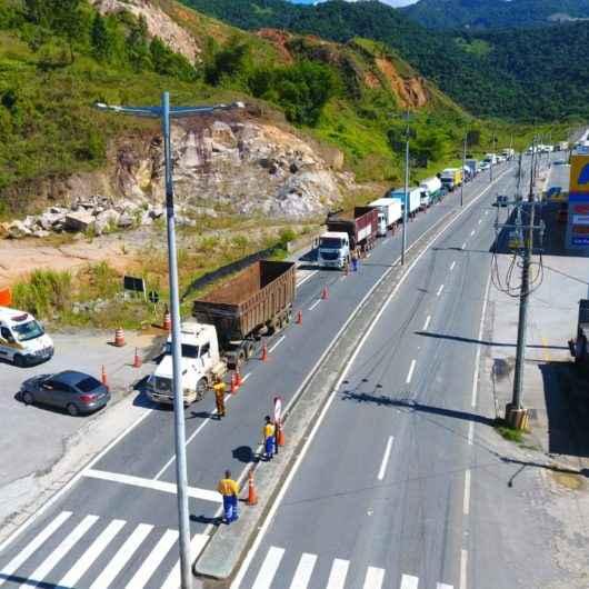 TJ derruba liminar e barreira sanitária é suspensa na chegada da Tamoios em Caraguatatuba