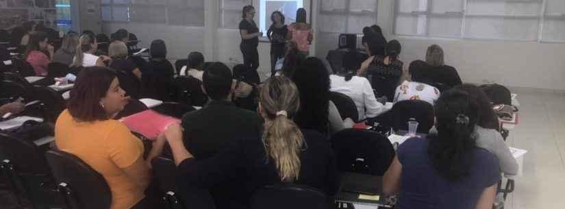Prefeitura de Caraguatatuba realiza capacitação de professores alfabetizadores