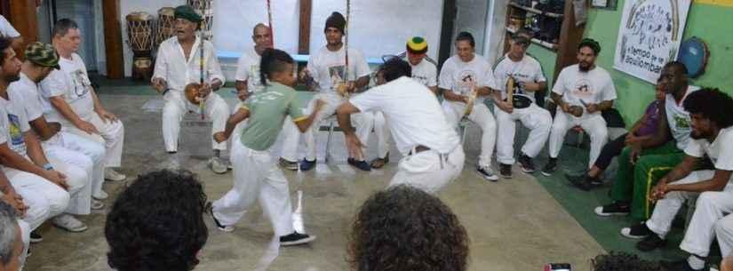 Fundacc abre inscrições para vagas remanescentes em oficina de Capoeira e Danças Folclóricas