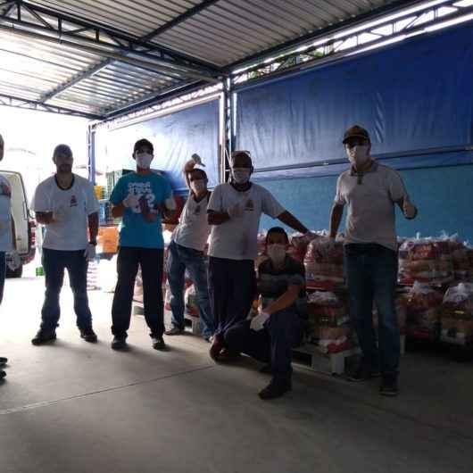 Caraguatatuba inicia nesta terça (31/03) distribuição de kits de alimentação para alunos carentes da rede de ensino
