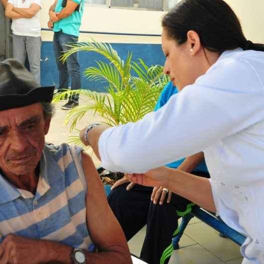 Caraguatatuba inicia na segunda-feira (23/03) vacinação contra Influenza (H1N1) para idosos e profissionais de saúde