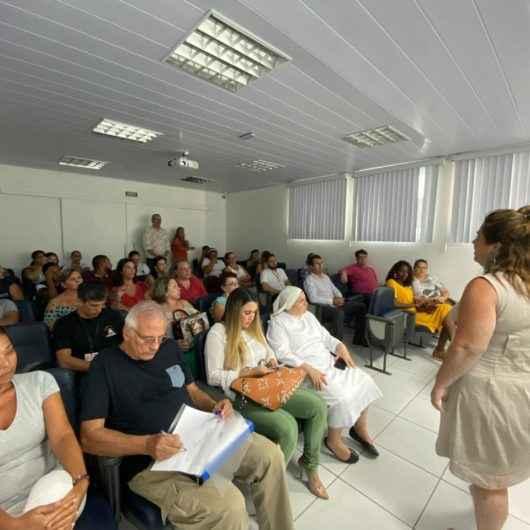 Prefeitura de Caraguatatuba se reúne com representantes de instituições de caridade para combate ao Covid-19