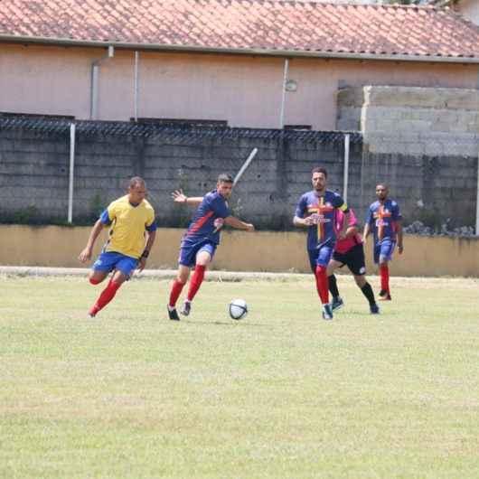 Rodada de abertura do Torneio de Aniversário de Caraguatatuba tem 50 gols