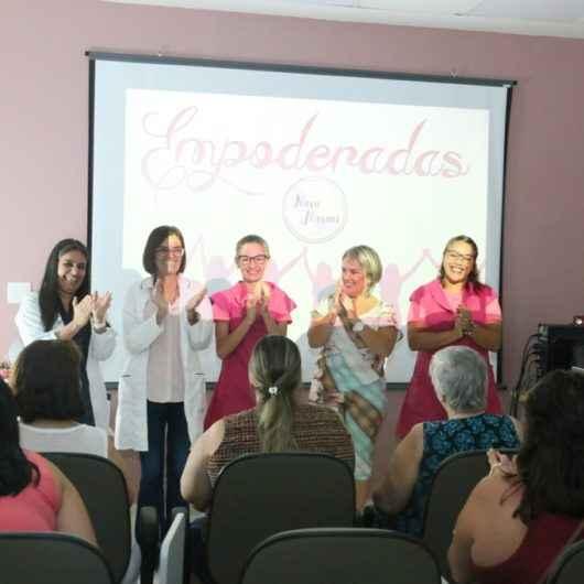 Pró-Mulher atendeu cerca de 250 pacientes nas ações em comemoração ao Dia da Mulher