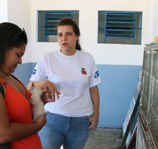 CCZ de Caraguatatuba realiza feira de adoção com 32 pets neste sábado (14)