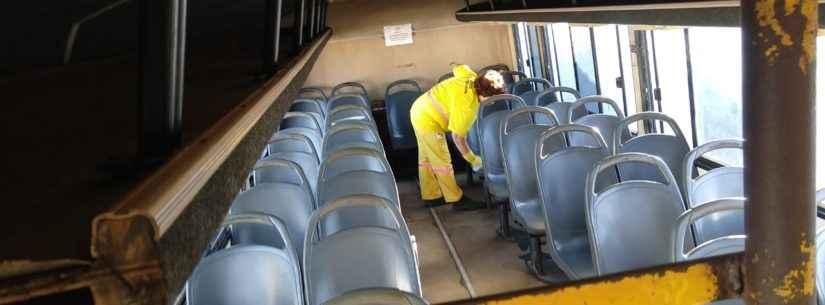 Equipes de limpeza de Caraguatatuba adotam esquema especial por conta da Covid-19