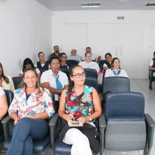 Profissionais de Saúde de Caraguatatuba recebem capacitação contra o novo Coronavírus