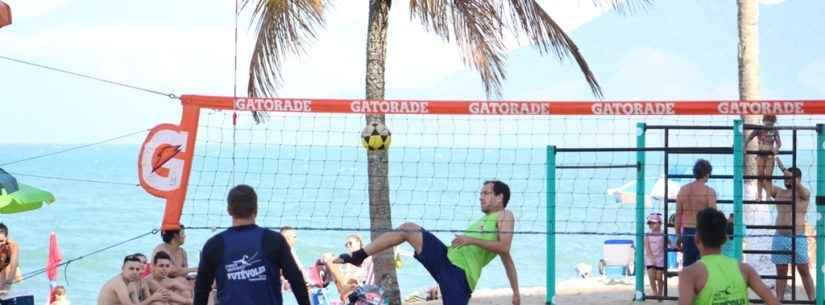 Martim de Sá recebe Campeonato de Futevôlei neste mês