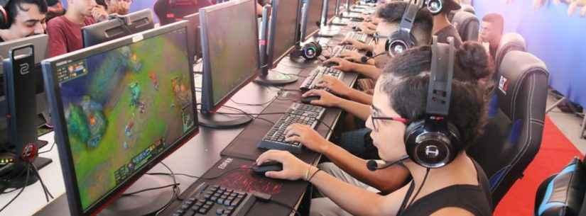 1º Geek Games Caraguatatuba reúne mais de 9 mil pessoas na Praça da Cultura