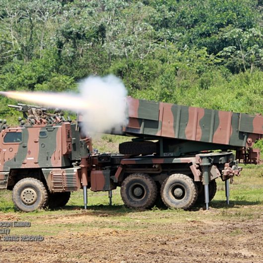 Caraguatatuba recebe treinamento de veículos da Avibras nesta quarta-feira (01/04)