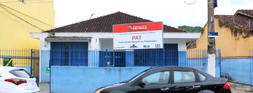 Covid-19: Confira as opções de atendimento do PAT e Banco do Povo de Caraguatatuba