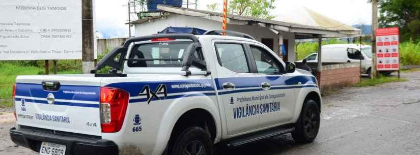 Prefeitura notifica Queiroz Galvão para atender normas contra o coronavírus
