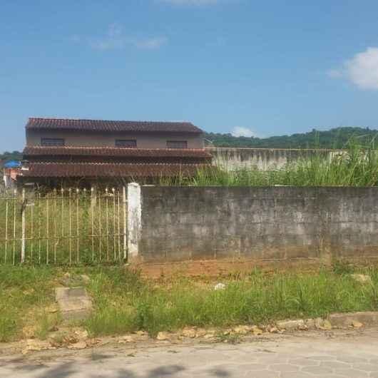 Prefeitura inicia força-tarefa de fiscalização em lotes com mato e calçadas irregulares na Região Norte