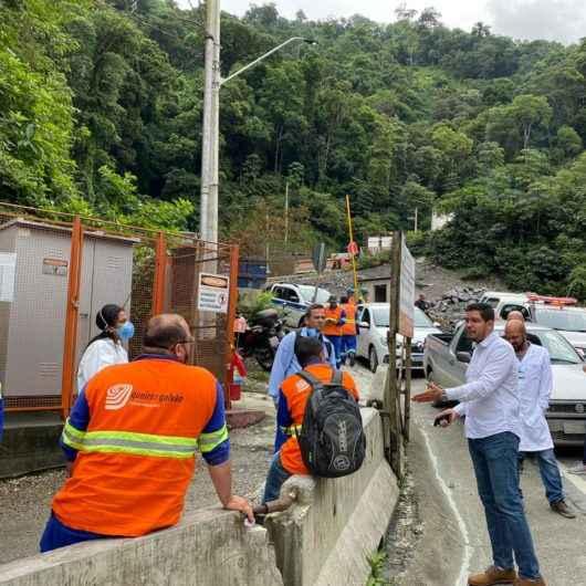 Prefeitura notifica pela segunda vez Queiroz Galvão para paralisar obras não essenciais; MP também encaminha recomendação