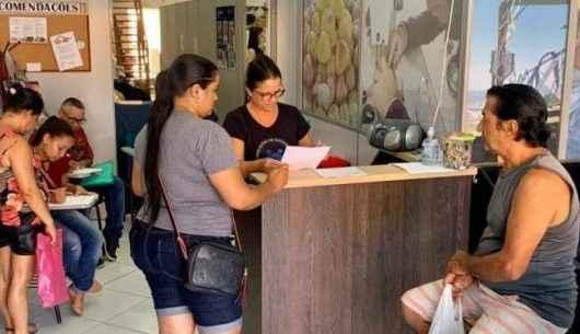 Fundo Social de Caraguatatuba realiza inscrições para cursos nas áreas de artesanato, costura e padaria