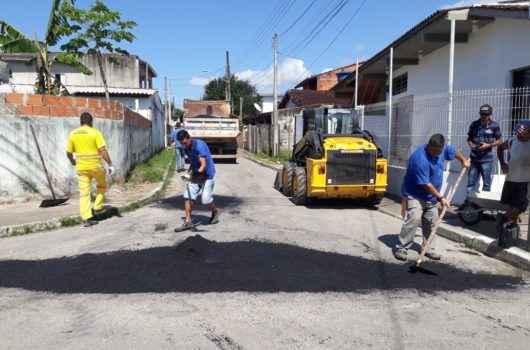 Prefeitura inicia Operação Tapa-Buracos começa hoje no Massaguaçu
