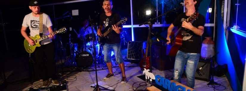Live Amor por Caraguá termina no fim de semana com 25 apresentações