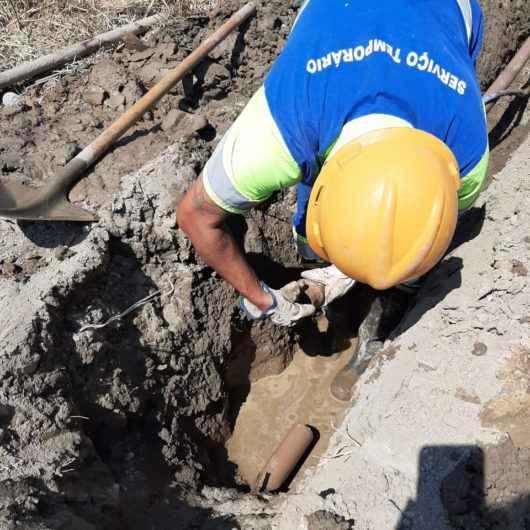 Início das obras de abastecimento do Rio Marinas_divulgação_Sabesp