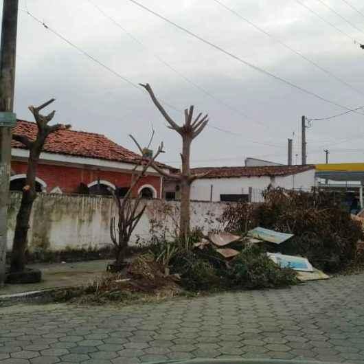 Prefeitura alerta para descarte irregular de resíduos durante a quarentena