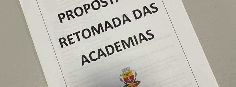 Prefeitura recebe proposta de academias para retomada de funcionamento após quarentena