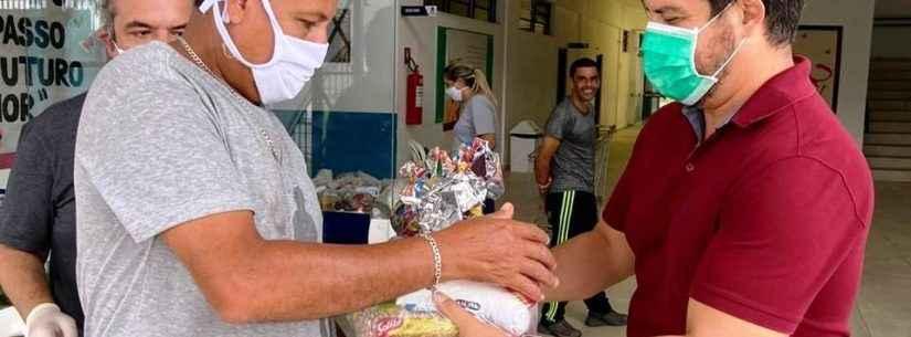Campanha Covida Caraguatatuba já beneficiou cerca de 630 famílias