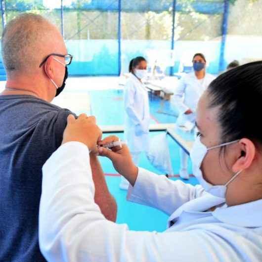 Vacinação contra a gripe (H1N1) para gestantes (29%), puérperas (38%) e crianças (41%) continua abaixo da meta em Caraguatatuba