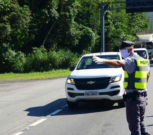 Prefeitura e Policia Rodoviária fazem acordo e blitz passa a ser na Tamoios