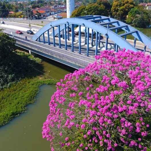 Prefeitura de Caraguatatuba vai instalar lanças na ponte do Porto Novo