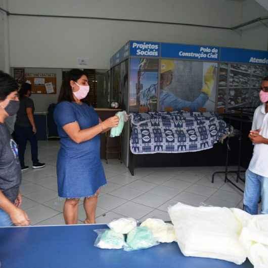 Voluntários desempenham papel importante em ações do Fundo Social durante a pandemia