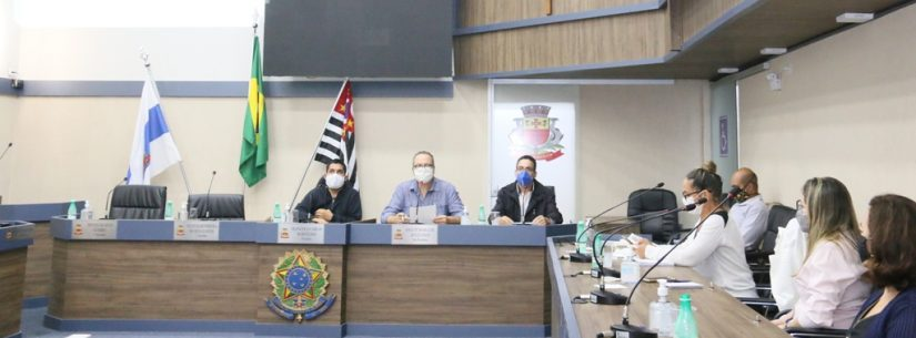 Secretaria de Saúde de Caraguatatuba presta contas do 1º quadrimestre