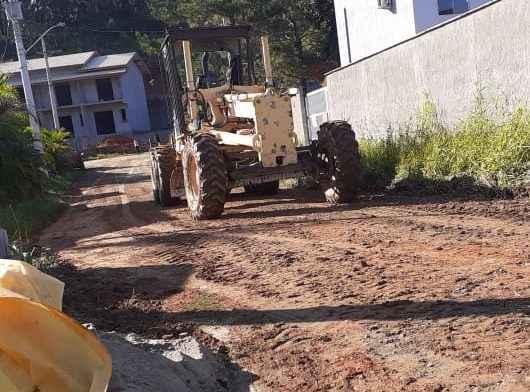 Prefeitura realiza serviços de manutenção na Região Norte