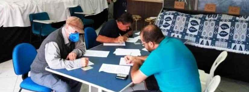 Fundo Social de Caraguatatuba entrega reforço emergencial aos trabalhadores autônomos