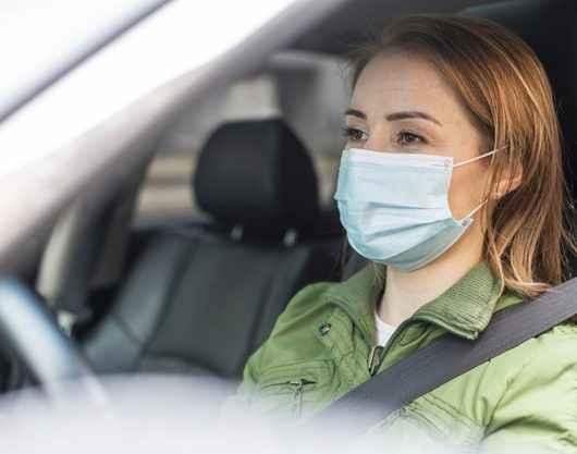 Prefeitura de Caraguatatuba alerta sobre fake news do uso de máscaras em carros particulares