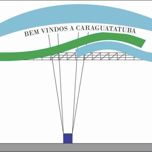 Prefeitura assina ordem de serviço para implantação do Portal de Entrada de Caraguatatuba