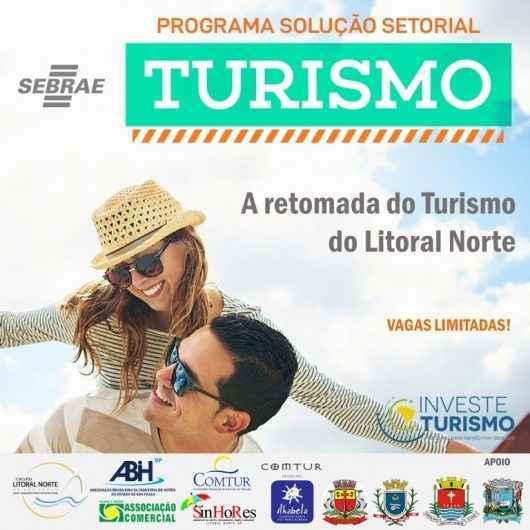 Escritório Regional do Sebrae promove consultoria online sobre retomada do turismo no LN