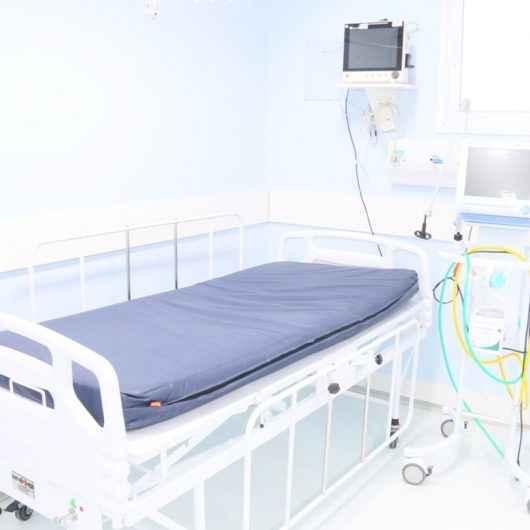 Estrutura hospitalar criada em Caraguatatuba para combate ao coronavírus ficará à disposição da população após a pandemia