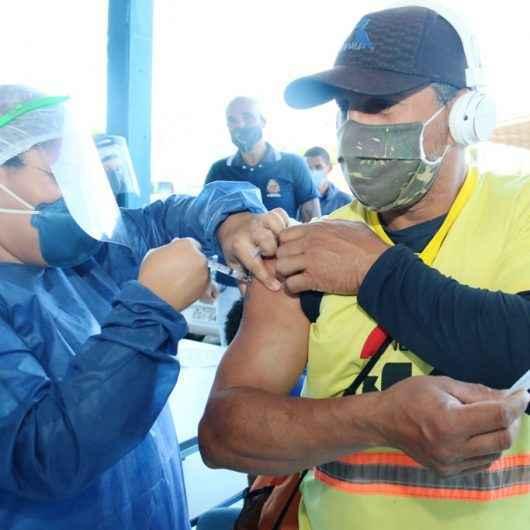 Secretaria de Saúde alerta para que gestantes, puérperas, crianças, e adultos entre 55 e 59 anos se vacinem contra gripe até dia 24