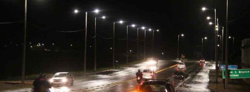 Prefeitura de Caraguatatuba investe em segurança com instalação de mais 19 mil luminárias LED desde 2017