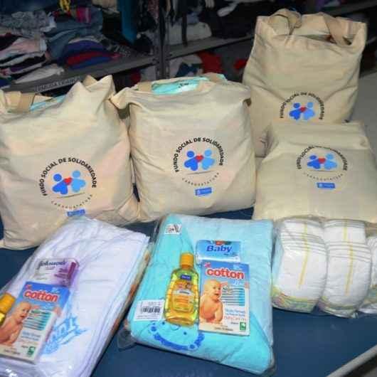 Fundo Social de Caraguatatuba mantém atendimento às famílias mesmo na pandemia