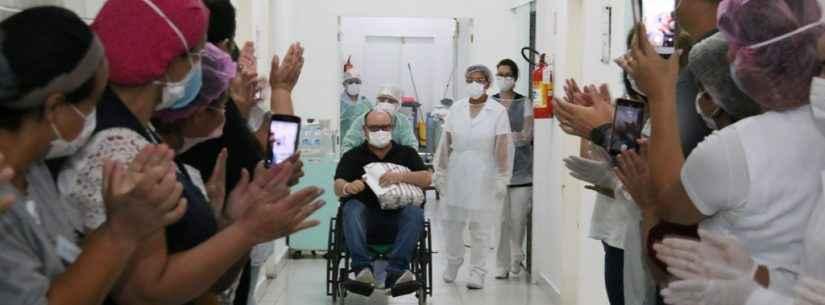 Covid-19: 51% dos pacientes já saíram da UTI na Casa de Saúde Stella Maris
