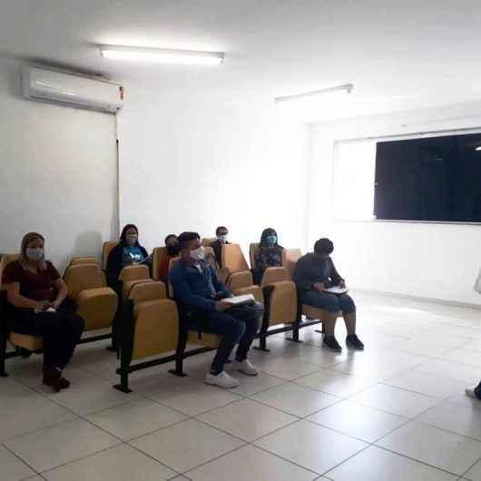 Ciapi de Caraguatatuba capacita funcionários durante pandemia da Covid-19