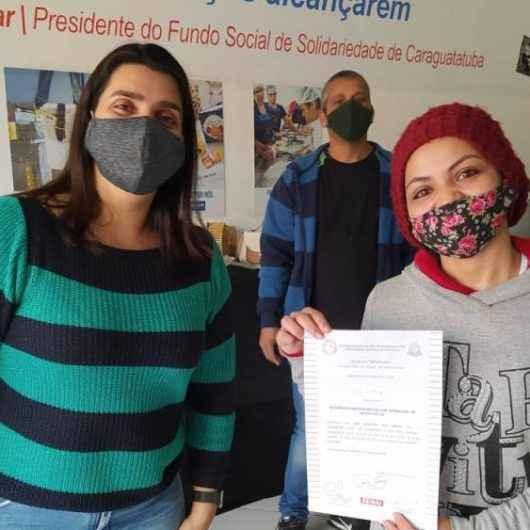 Fundo Social de Caraguatatuba certifica alunos do curso de NR-35